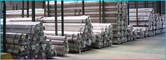 Stainless Steel Seamless & Welded Pipe & Tube